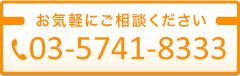 03-5741-8333